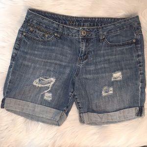 4 For $25 Distressed Lauren Conrad Jean Shorts